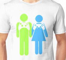 Gamer Couple Unisex T-Shirt