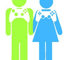 Gamer Couple by GamersCafe