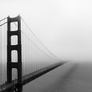 Golden Gate Bridge  by tabusoro
