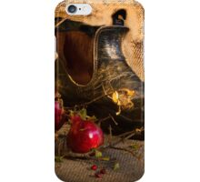 'The old Boot' iPhone Case/Skin