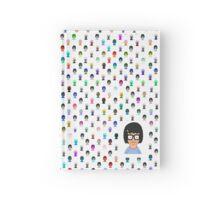 Tina Tina Tina Hardcover Journal