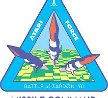 MISSILE COMMAND ATARI COLD WAR by srvsl