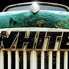 WHITE by mark thompson