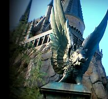 Hogwarts Entrance by laurenb115
