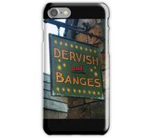 Dervish & Banges iPhone Case/Skin
