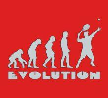 Evolution Of Tennis Kids Clothes