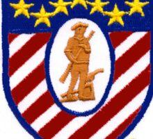 USS Ranger (CV/CVA-61) Crest Sticker