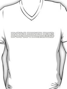 DonutDrums White T-Shirt
