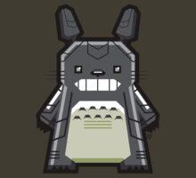 Robo Totoro by Eozen