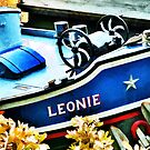 Leonie the Dutch Barge by PictureNZ