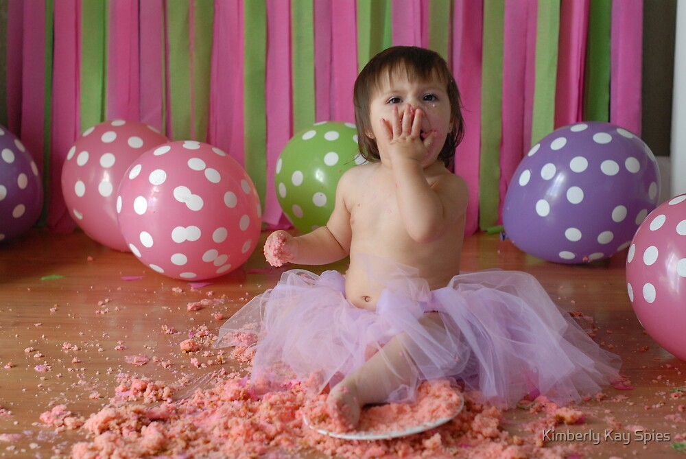 Cake Smash by Kimberly Kay Spies