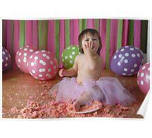 Cake Smash Poster