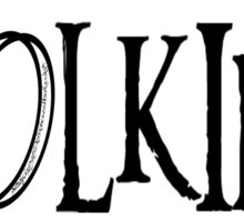 What Are You Tolkien About? Sticker