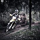 Enduro Motocross #3 by Luke Donegan