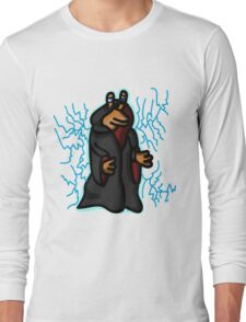 The One True Sith Lord Long Sleeve T-Shirt