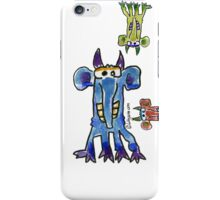 Funny Cartoon MonSTAR Monster 005 iPhone Case/Skin