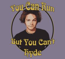 70s Show - You Can Run... Kids Tee