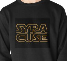 Syracuse in Star Wars font Pullover