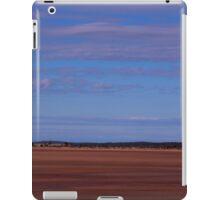 A Salt-lake at Norseman iPad Case/Skin