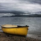 Beaumaris Boat by David W Bailey