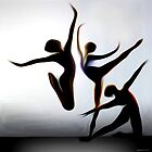 Dance series &quot;Movement&quot; by Martin Dingli