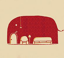 Elephant in the Room by Budi Satria Kwan
