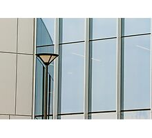 Modern Architecture Building Detail Photographic Print