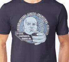Interplanetary Genetic Engineering Services Unisex T-Shirt