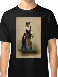 Fancy dresses described or What to wear at fancy balls by Ardern Holt 164 Italian Classic T-Shirt