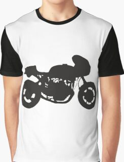 BMW R100 Cafe Racer Graphic T-Shirt