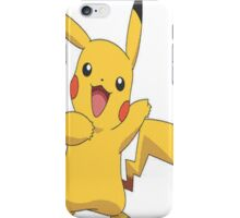 Pikachu! iPhone Case/Skin