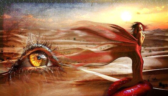 One breath of heat  by Fiery-Fire