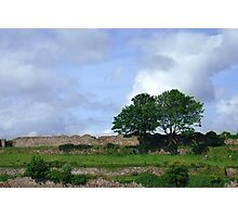 Old walls Photographic Print