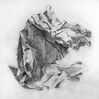 crumpled paper by MiaMailyn