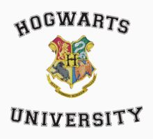 Hogwarts University Kids Clothes