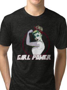Girl Power Tri-blend T-Shirt
