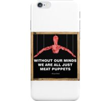 Philosophy of Mind iPhone Case/Skin