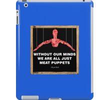 Philosophy of Mind iPad Case/Skin