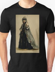 Fancy dresses described or What to wear at fancy balls by Ardern Holt 096 Dowager of Brionne T-Shirt