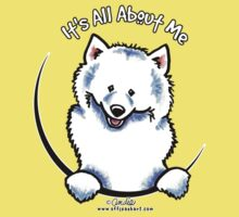 Samoyed :: It's All About Me by offleashart