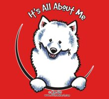 Samoyed :: It's All About Me Baby Tee