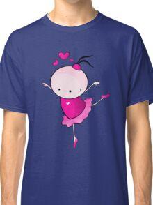 lovely Ballet dance 1 Classic T-Shirt
