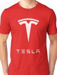 Tesla Motors Logo  Unisex T-Shirt