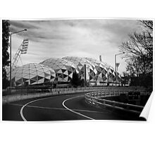AAMI Park Poster