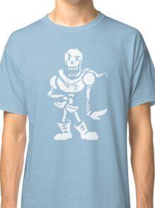 undertale - skeleton Classic T-Shirt