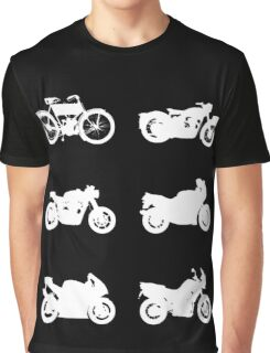 History of Triumph Graphic T-Shirt