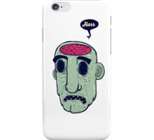 Hurr Durr iPhone Case/Skin