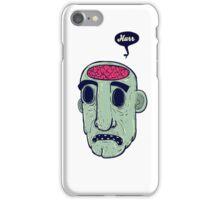 Hurr Durr iPhone Case/Skin