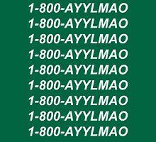 Hotline Ayy Lmao Unisex T-Shirt