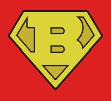 Super Bold & Gold B Logo by adamcampen